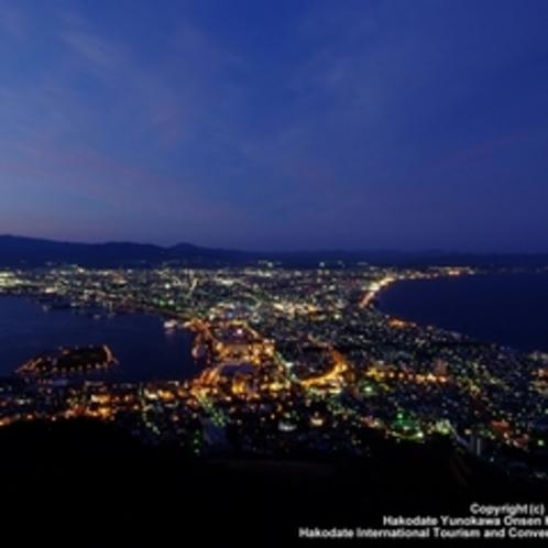 函館山夜景 (観光コンベンション協会)