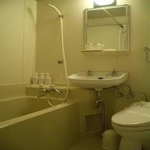 【本館】 客室内の洗面・お風呂