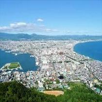函館観光スポット 昼景もおすすめです