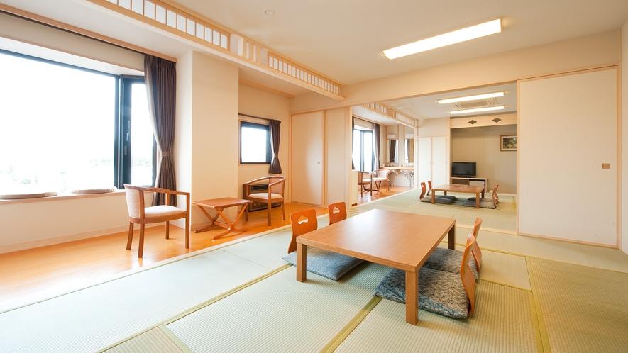 【大部屋】グループ和室20畳(田園側/禁煙)