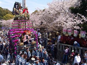 三熊野神社祭