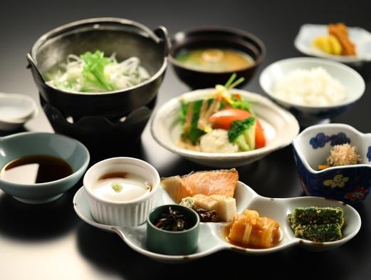【1泊朝食】のんびりチェックインの朝食のみプラン