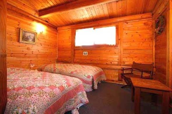 素泊りで、本格ログハウスの温もり体感プラン