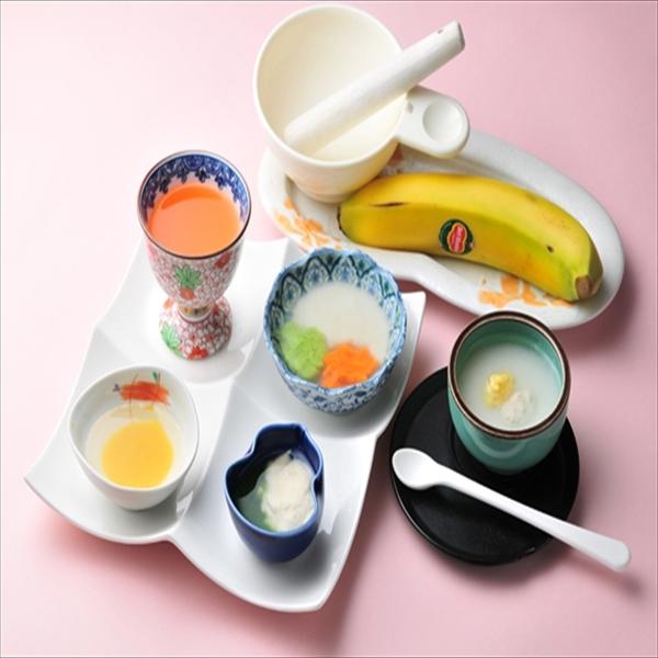 ■離乳食(1)(ゴックン期 生後6か月〜)10倍粥
