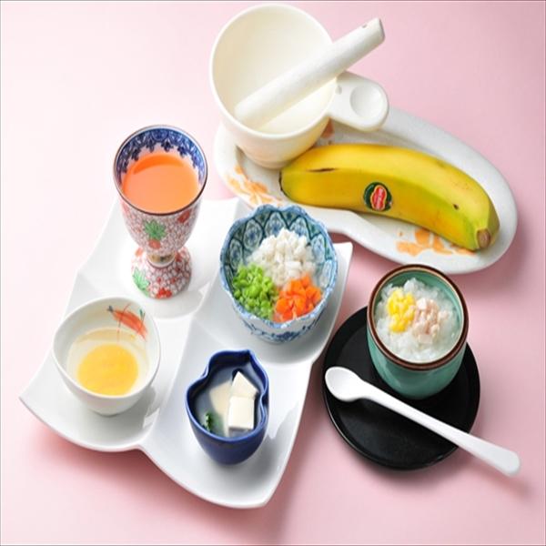 ■離乳食(3)(カミカミ期 生後9〜11か月)5倍粥