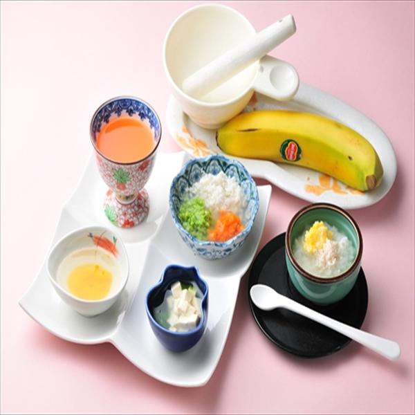 ■離乳食(2)(モグモグ期 生後7〜8か月)7倍粥
