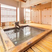 2階露天風呂