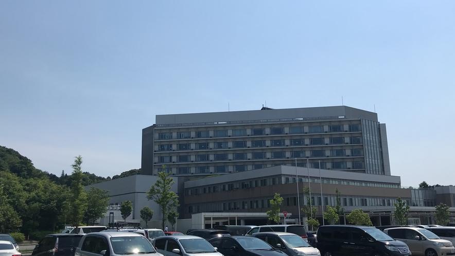 中東遠総合医療センター(車5分)