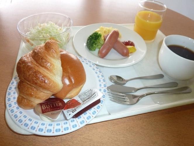 洋食プレート(朝食付プラン用)