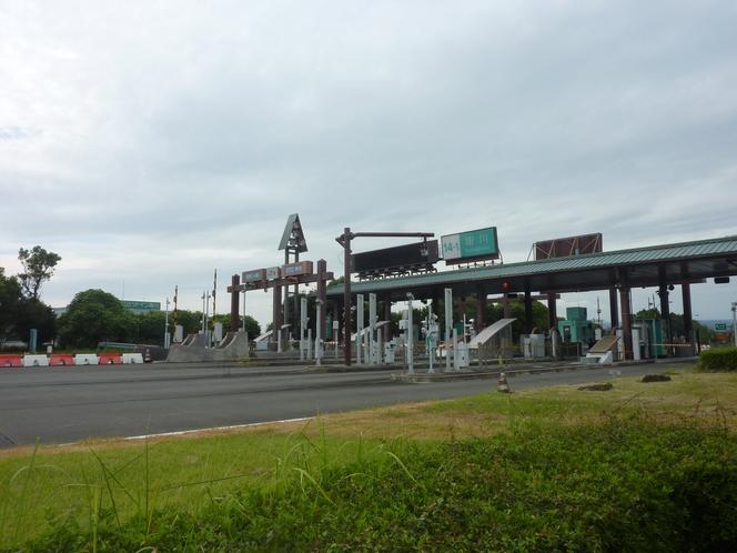 東名高速掛川インター(車2分)