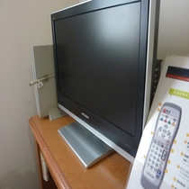 TV(客室)
