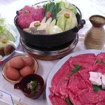 あまーい神戸牛すき焼き2