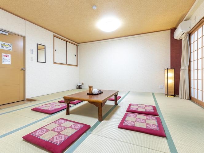 【禁煙】和室家族部屋(バス・トイレなし)