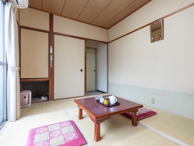 【喫煙】和室1~3名様(バス・トイレなし)