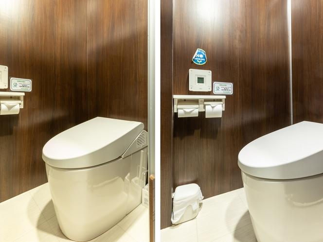 共用トイレ(女性)