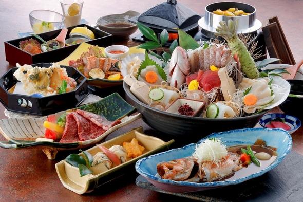 秋の特選料理「華」米沢牛陶板焼きでおもてなしプラン♪♪