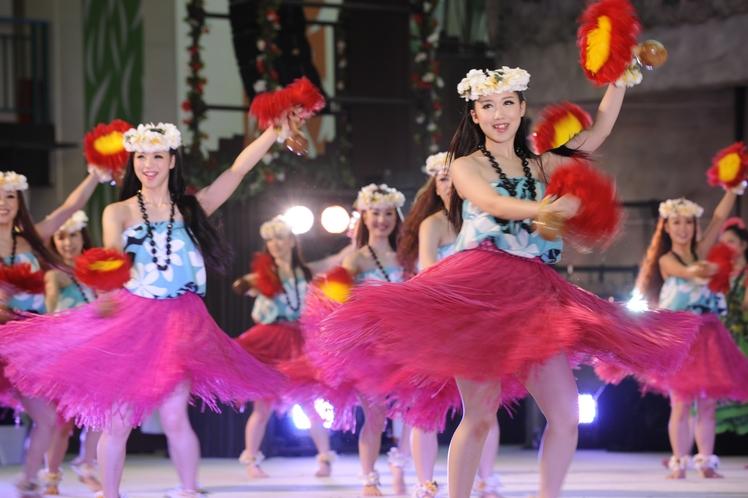 ハワイアンズポリネシアンショー
