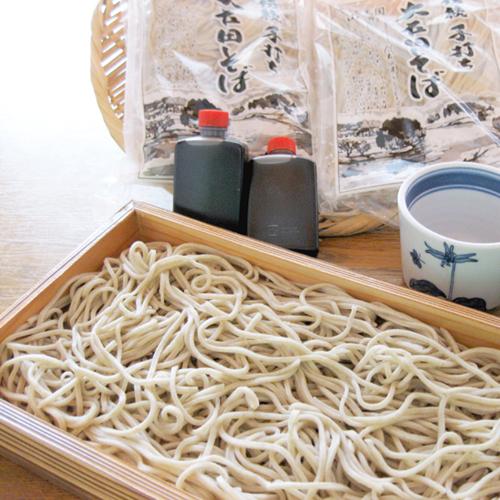 *【大石田そば】伝統の技で仕上げた自慢の逸品。そば打ち体験も可能です(要予約)。