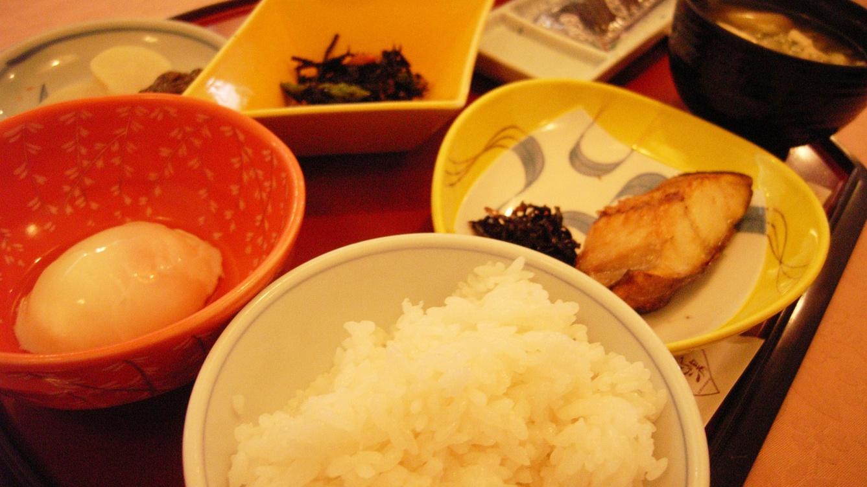 *【朝食(一例)】
