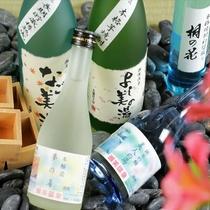 瀬美温泉オリジナル日本酒