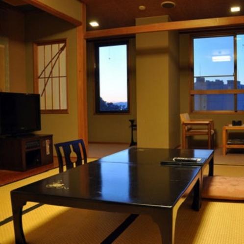 ■和室(10~12畳) 縁側付客室一例③