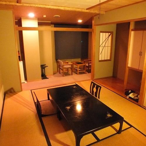 ■和室(10~12畳) 縁側付客室一例②