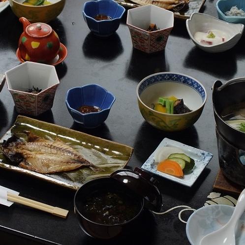 ■ご朝食 一例