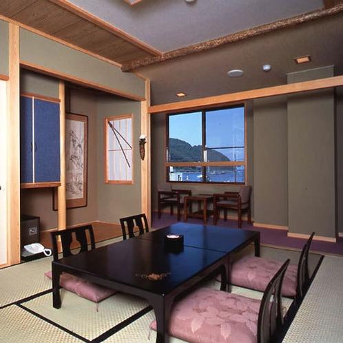 ■和室(10~12畳) 縁側付客室一例⑧
