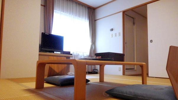 【山側】 和室8畳 29m2 定員3名 ◇禁煙◇