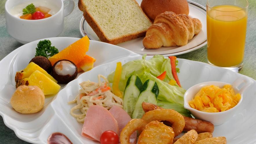 ●朝食 小学生個人食