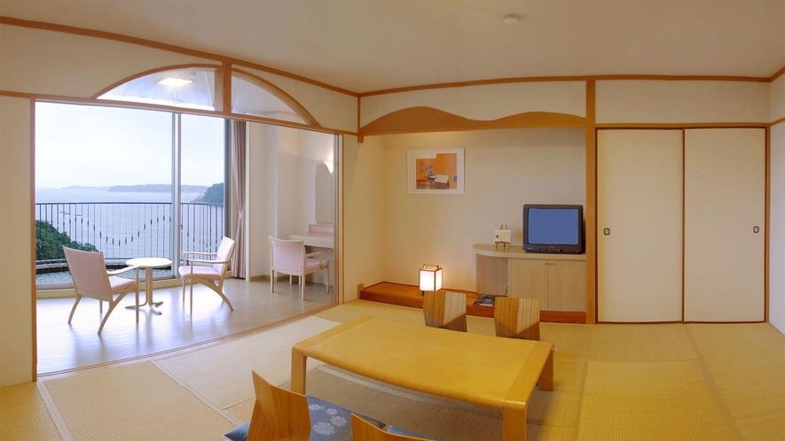 ◆【海側】和室12畳 50m2 定員6名 ◇禁煙◇(3)