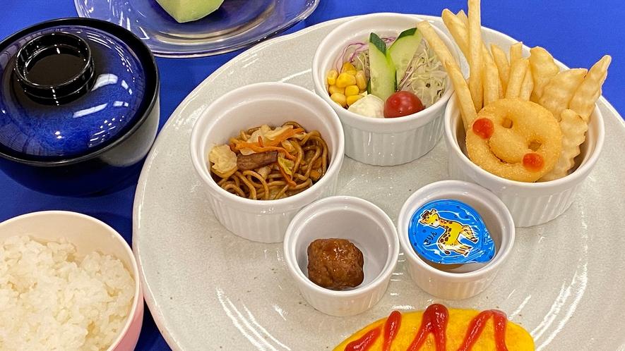 ●未就学限定 幼児夕食コース