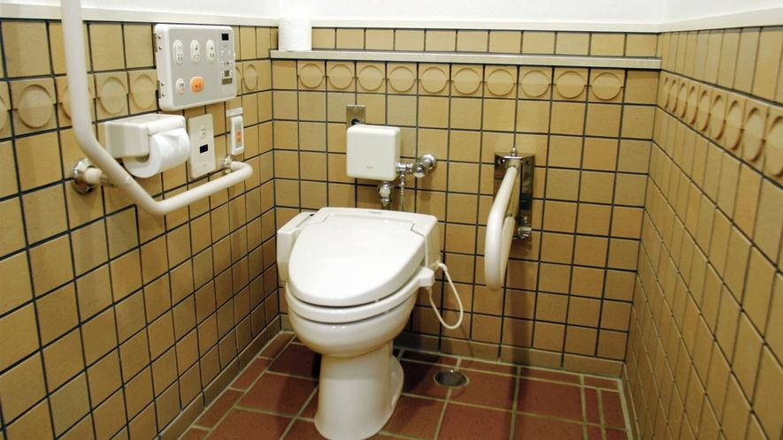 ◆多目的トイレ(車椅子対応)
