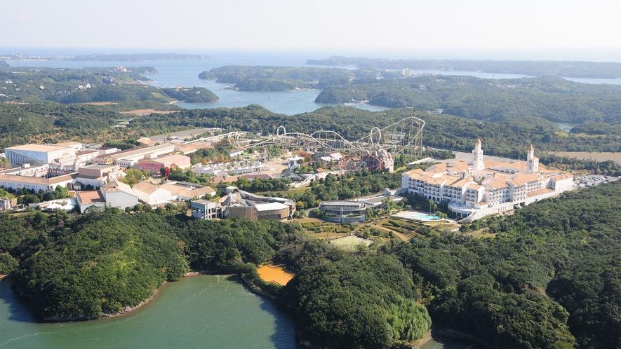 ◆志摩スペイン村(全景)