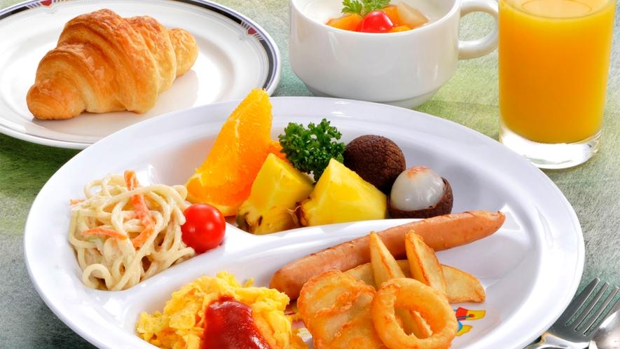 ●朝食 幼児個人食