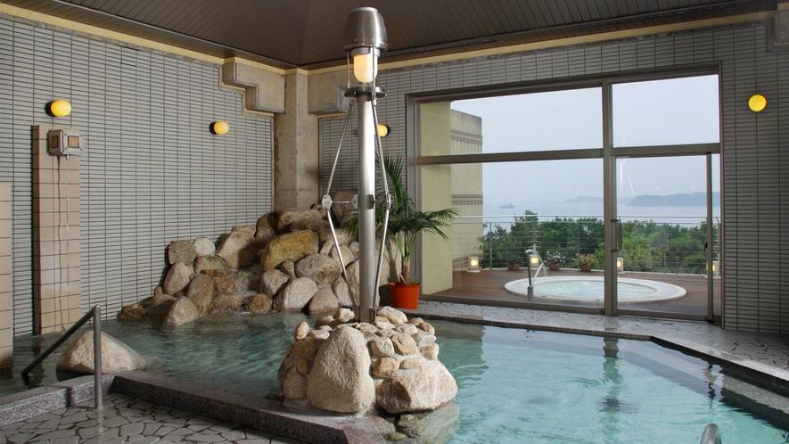 ★トゴール鉱石 準天然温泉【あさなぎの湯】