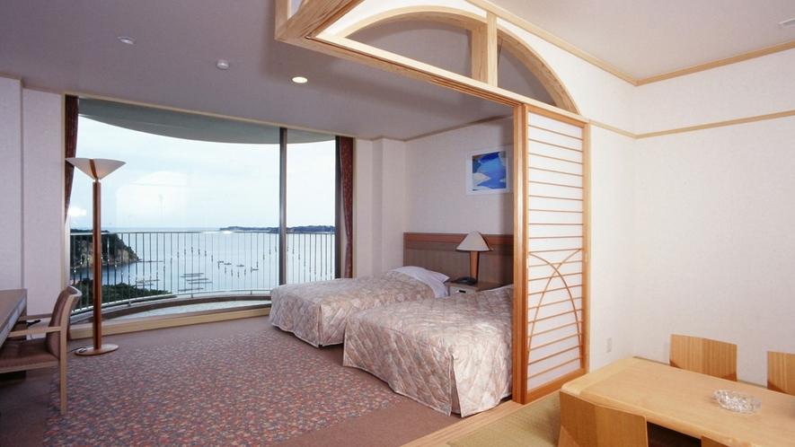 ◆【海側】和洋室 50m2 定員5名 ◇禁煙◇(7)