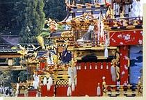 ★★★★秋高山祭り