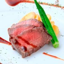 【スタンダード】長野県産牛もも肉のロースト