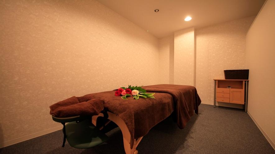 ■「エステサロン」お部屋での施術も可能です。