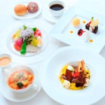 【Dinner】Light フレンチコース