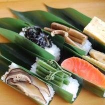 *妙高名物笹寿司
