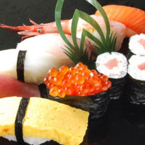 *特別寿司会席(一例)
