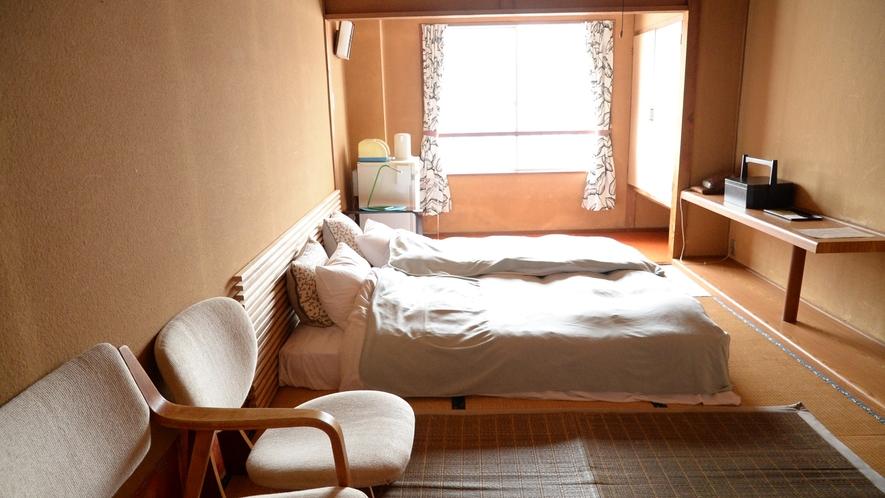 【お部屋一例】四季折々の赤倉温泉で、大切なひとと情緒あるひとときを。ごゆっくりとお寛ぎくださいませ。