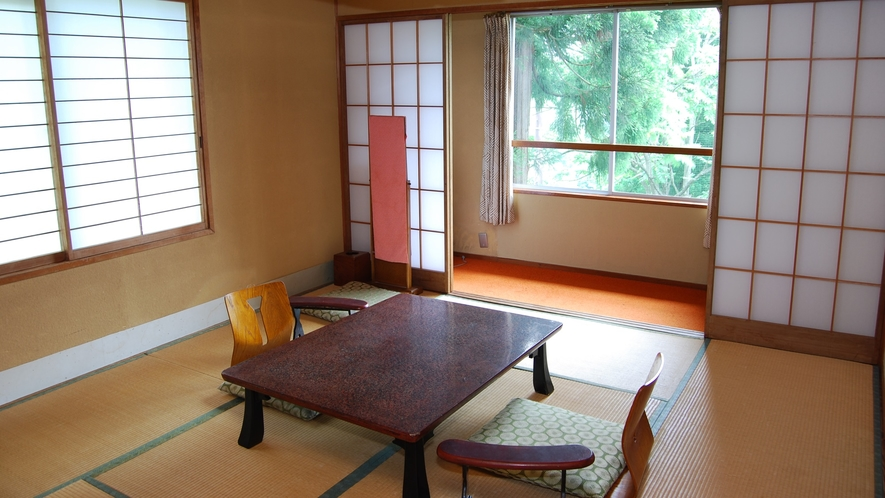 【お部屋一例】別館・和室10畳