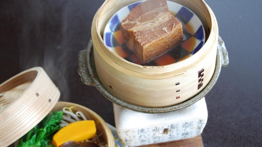 *お料理(一例)丹精込めて作る美味しいお食事で舌鼓を♪