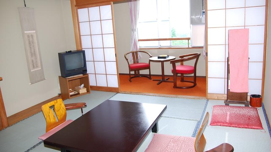 *【お部屋一例】本館・和室8畳