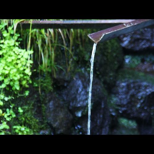 不動滝は目の病に効くとして、古から厚い信仰を集めております。