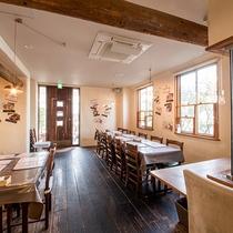 *【館内/レストラン】ご宿泊者様以外のお客様もご利用される人気のレストランです。