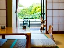 太山寺和室